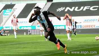 LIVE Transfer Talk - Arsenal Napoli eyeing moves for Newcastle's Allan Saint-Maximin - ESPN