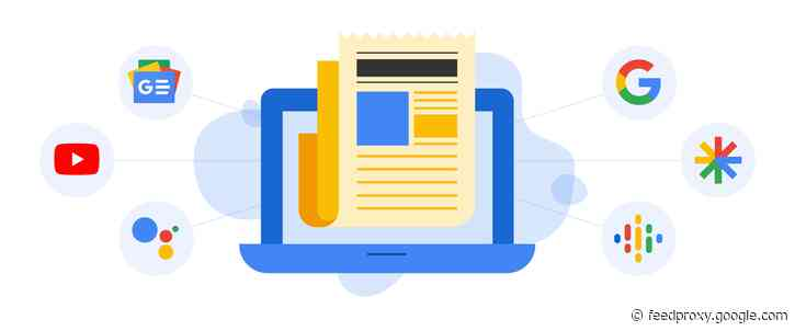 News Brief: June updates from the Google News Initiative