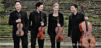 Konzert: Schumann Quartett spielt im Landtag - Nordwest-Zeitung