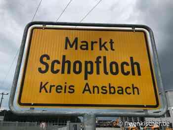 Schopfloch: +++ Scheibe eines Schaukastens am Sportheim eingeworfen +++ - Fränkischer.de