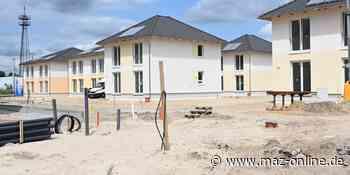 Wohngebiet Am Aderluch in Oranienburg wächst und wächst – MAZ - Märkische Allgemeine - Märkische Allgemeine Zeitung