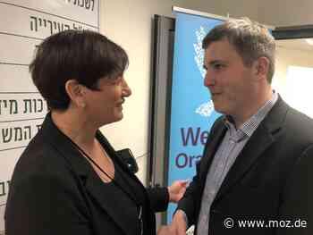 Städtepartnerschaft: Besuch aus Israel in Oranienburg wegen Pandemie abgesagt - Märkische Onlinezeitung