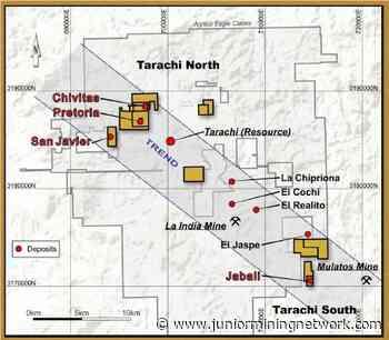 Tarachi Gold Corp. Update On Field Program - Junior Mining Network