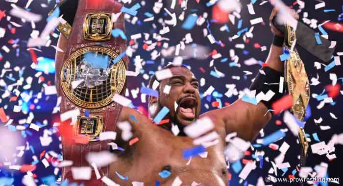 Bask In His Glory – Keith Lee Makes History At The Great American Bash!