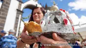 Festas do Espírito Santo de Ponta Delgada assinaladas simbolicamente - Notícias ao Minuto