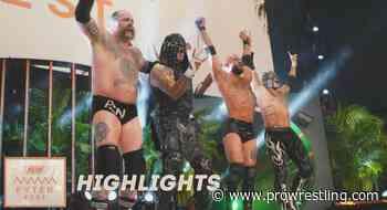 AEW Highlights: Cassidy vs Jericho, Lance Archer Mauls Janela & Sonny Kiss, Lucha Bros & More