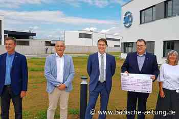 Sensorbauer Siko feiert Eröffnung des neuen Werks in Bad Krozingen - Bad Krozingen - Badische Zeitung