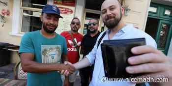 """""""C'est l'éducation, je suis habitué à ne pas voler"""": on a retrouvé Ali, le SDF qui a restitué un portefeuille perdu contenant 1.500€"""