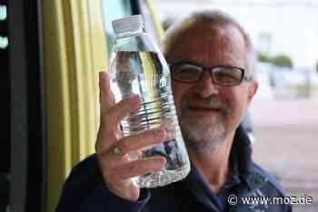 Umweltschutz: Brunnenwasser in Oranienburg testen lassen - Märkische Onlinezeitung