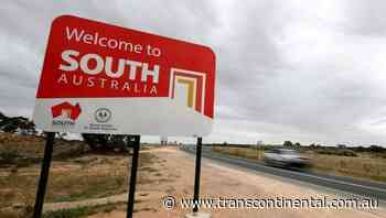 SA in testing blitz on Vic visitors - The Transcontinental