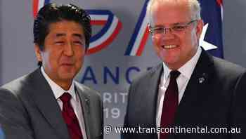 Security focus for virtual Japan summit - The Transcontinental