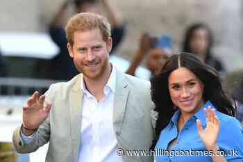 100 days since Harry and Meghan stepped down as working royals - Hillingdon Times