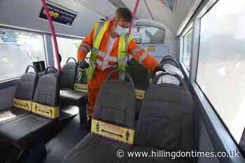Time to stop advising people to avoid public transport – FirstGroup boss - Hillingdon Times