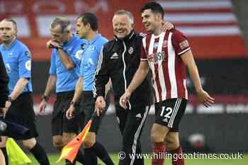 Chris Wilder insists Sheffield United still not contemplating European finish - Hillingdon Times