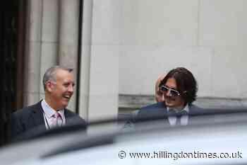 Johnny Depp apologises for misleading evidence over 'Boston plane incident' - Hillingdon Times