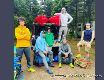 Six teens canoeing across Ontario for Canadian food banks - My Eespanola Now
