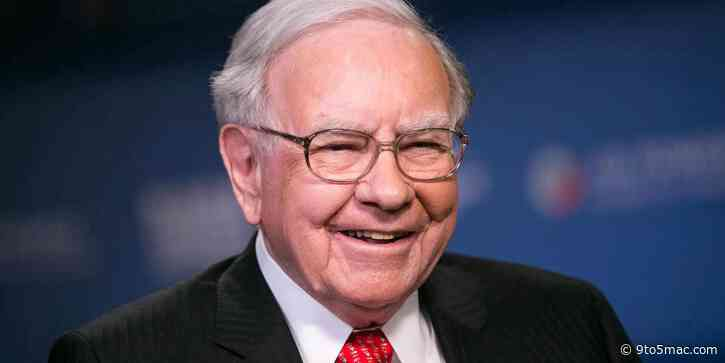 AAPL makes up 43% of Berkshire Hathaway stocks; seen $55B growth in 18 months - 9to5Mac