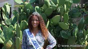 Illana Barry, Miss Beaucaire, candidate au titre de Miss Languedoc-Roussillon - Midi Libre