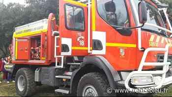 20 hectares partis en fumée à Beaucaire - France Bleu