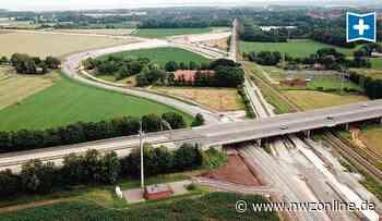 Bauarbeiten An Kreisstraße 294: Künftig im großen Bogen nach Schortens und Sande - Nordwest-Zeitung