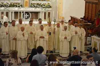 Floridia, l'arcivescovo Pappalardo ha ordinato quattro nuovi diaconi permanenti - La Gazzetta Siracusana