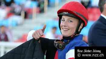 Pferdesport: Sibylle Vogt lehrt die besten Jockeys das Fürchten - Neue Zürcher Zeitung