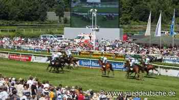 19 Pferde im 151. Deutschen Galopp-Derby startberechtigt - Süddeutsche Zeitung