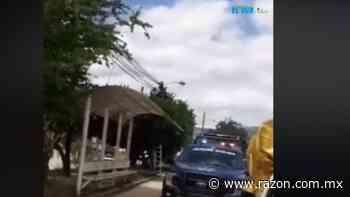 Padre de normalista identificado acusa que lo retuvieron hombres armados en Tixtla - La Razon