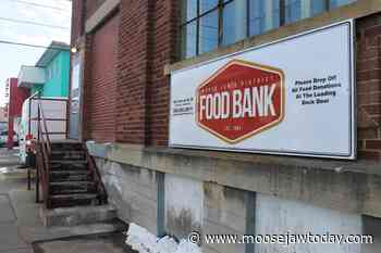 Moose Jaw & District Food Bank fundraiser moving along quickly - moosejawtoday.com