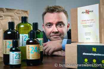 Neath Entrepreneur Helps Launch Amazon Small Business Support Package - Business News Wales