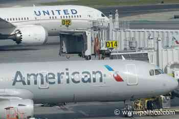 American, United stop flying to Hong Kong amid crew testing requirements