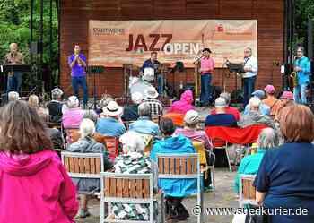 Jazz in der Konzertmuschel: Zarte Neuaufnahme des Kulturbetriebs | SÜDKURIER Online - SÜDKURIER Online