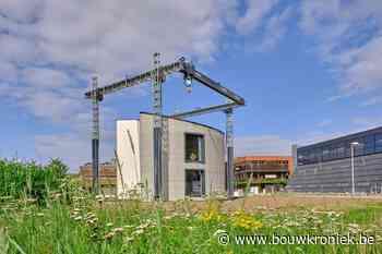 Eerste in één stuk geprinte woning staat in Westerlo - Bouwkroniek