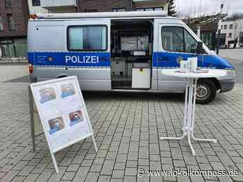 Das Info-Mobil kommt nach Hilden: Kriminalprävention auf dem Nordmarkt - Hilden - Lokalkompass.de