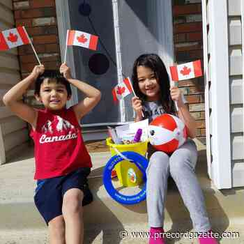 Backyard buckets provides fun for families on Canada Day - Peace River Record Gazette