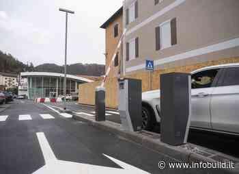 CAME realizza parcheggi tecnologici PKE ad Agordo - Infobuild