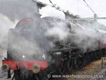 Chance to hop on a vintage steam train at Wakefield for a journey to remember this summer - Wakefield Express