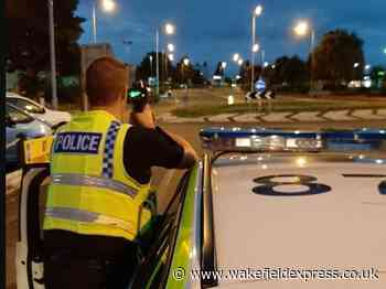 Police operation on Wakefield road results in arrests, speeding fines and vehicle seizures - Wakefield Express