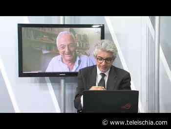 """EDILIZIA. COSENZA: """"IL GOVERNO INVESTE 14 MILIARDI NELLE COSTRUZIONI"""" (SPECIALE TV) - TeleIschia"""