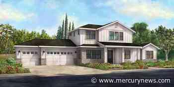 Sponsored: New construction graces Danville's Lawrence Estates - The Mercury News