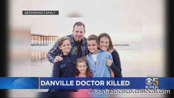 Off-Road Holiday Trip Turns Deadly After Gunman Ambushes Danville Father, Son In Sierra County - CBS San Francisco