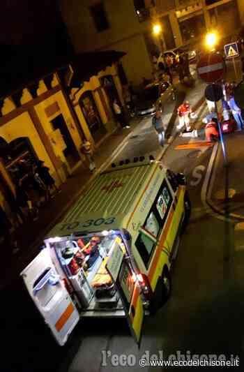 Orbassano: si schianta in moto contro un palo in via Castellazzo, è grave in ospedale - L'Eco del Chisone