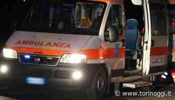 Schianto nella notte contro un palo a Orbassano: motociclista trentenne in codice rosso - TorinOggi.it