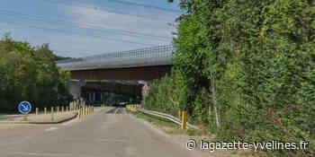Guerville - Le nouveau viaduc ouvert dans le sens Caen-Paris - La Gazette en Yvelines
