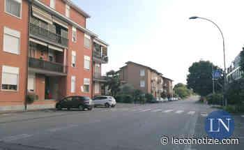 Merate, dal 13 si asfalta via De Gasperi. Lavori in notturna - Lecco Notizie