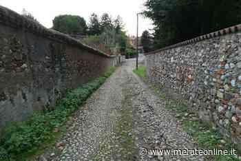 Merate: 15 settimane per riqualificare una delle strade più antiche della città, via Sala - Merate Online