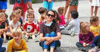 Sophie Rennesson dit au revoir à l'école Sainte-Marie - Le Télégramme