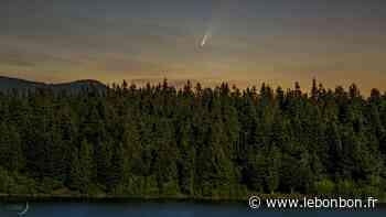 Une comète visible dans le ciel de Nice pendant tout le mois de juillet - Le Bonbon
