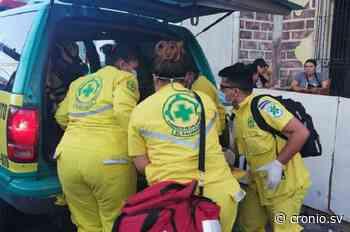 Seccioneles de Comandos de Salvamento de Ciudad Arce y El Congo suspenden atención de emergencias por falta de equipo de bioseguridadad - Diario Digital Cronio de El Salvador