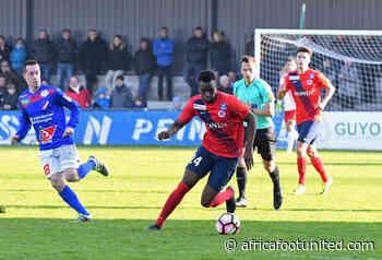 Chateauroux (L2): Une préparation adaptée pour Razak Boukari - Africa Foot United